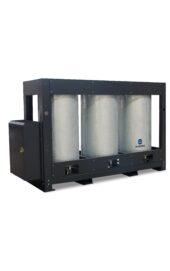 X-60 mobiele waterreinigingssysteem - waterrecyclingsinstallatie